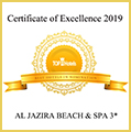 Certificat excellence 2019