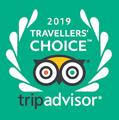 Certificat excellence Tripadvisor 2019